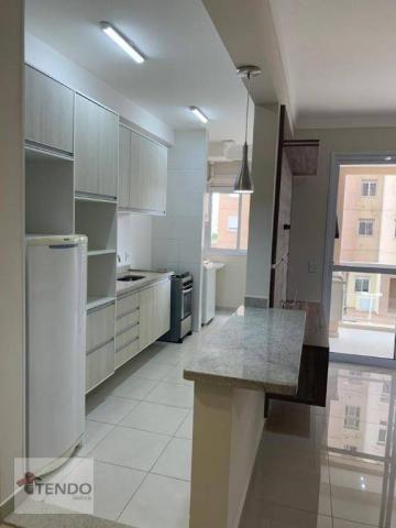 Apartamento 90 m² - alugar - 3 dormitórios - 2 suítes - Bairro Pau Preto - Indaiatuba/SP - Foto 5