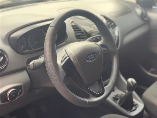 Ford Ka 1.0 se plus 12v flex 4p manual - Foto 10