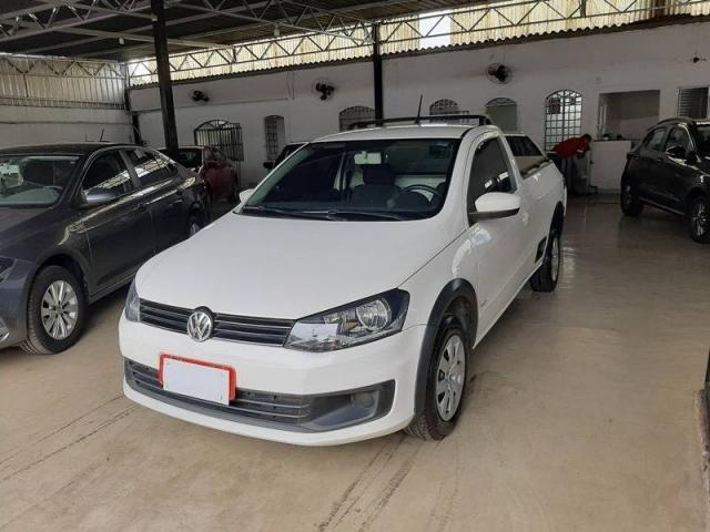 Volkswagen Saveiro 1.6  Cabine Simples Trend