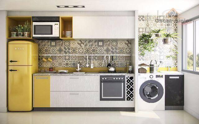 Apartamento com 2 dormitórios à venda, 49 m² por R$ 169.735,00 - Centro - Eusébio/CE - Foto 4