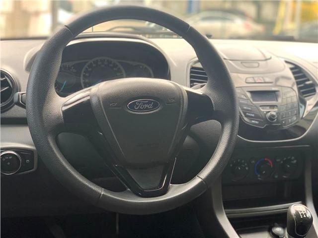 Ford Ka 1.0 se plus 12v flex 4p manual - Foto 13