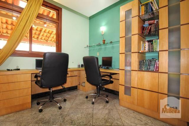Casa à venda com 5 dormitórios em Castelo, Belo horizonte cod:277001 - Foto 7