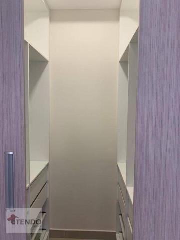 Apartamento 90 m² - alugar - 3 dormitórios - 2 suítes - Bairro Pau Preto - Indaiatuba/SP - Foto 11