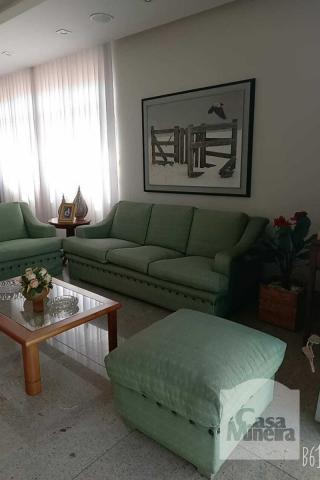 Apartamento à venda com 4 dormitórios em São josé, Belo horizonte cod:277116 - Foto 5