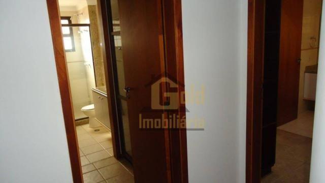 Apartamento com 4 dormitórios para alugar, 155 m² por R$ 2.500,00/mês - Jardim Irajá - Rib - Foto 13