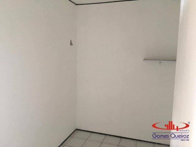 Apartamento com 3 dormitórios para alugar, 129 m² por R$ 1.400/mês - Dionisio Torres - For - Foto 16