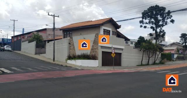 Casa para alugar com 4 dormitórios em Jardim carvalho, Ponta grossa cod:1172-L