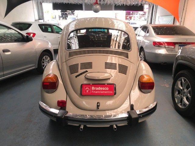 VW Fusca 1600 - Placa Preta - Colecionador - Foto 5