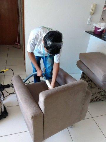 Lavagem a seco. Seu sofá como NOVO! - Foto 3