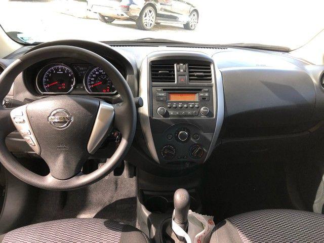 Nissan Versa 1.6 s - 2017  - Foto 5