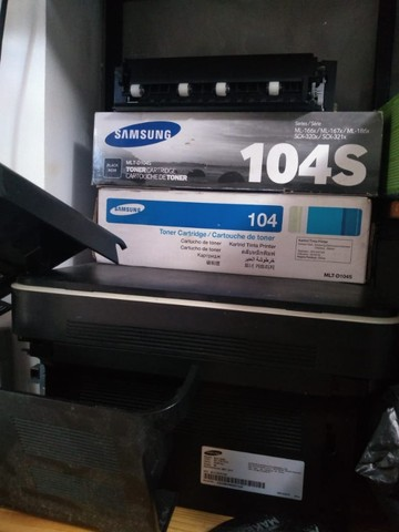samsung scx 3200 com 3 toners - quebrada  - Foto 2