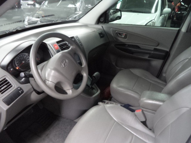 Hiunday Tucson Gls 2.0 16v Flex Automatico Completo Couro ABS 2012 Preto - Foto 12