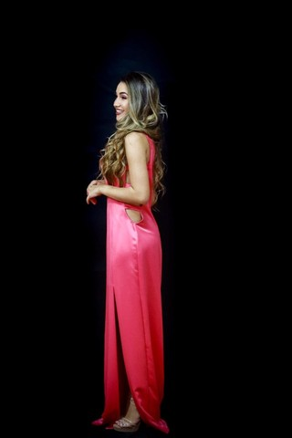 Vestido Dress Coral - Foto 2