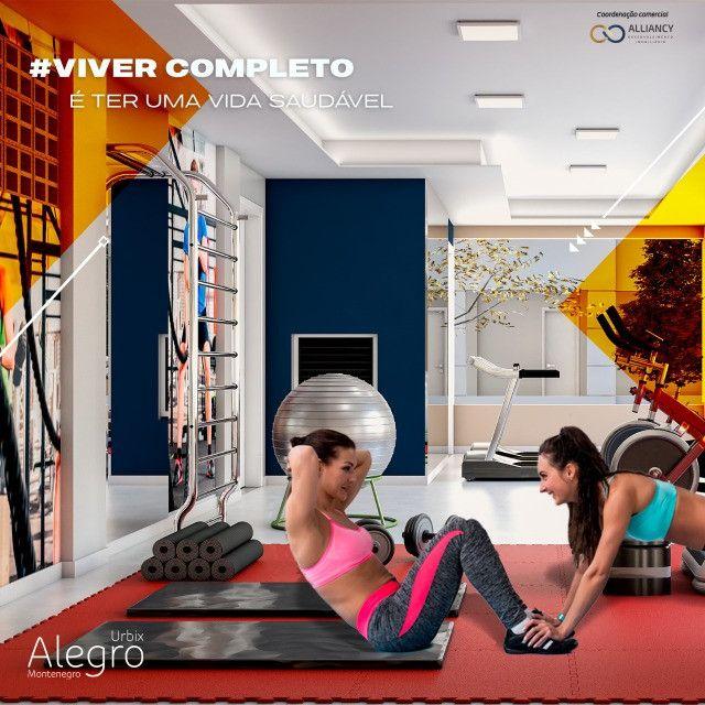 Novo Alegro Montenegro - Apartamento inteligente na Augusto Montenegro - Foto 2