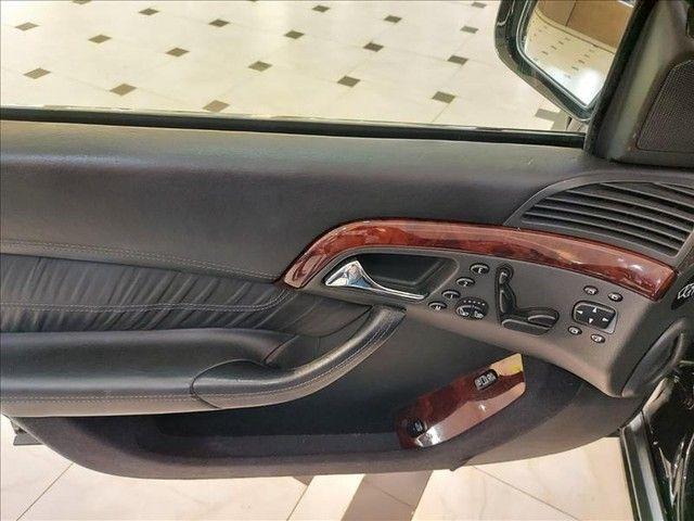 Mercedes-benz s 500 l 5.0 32v v8 - Foto 11