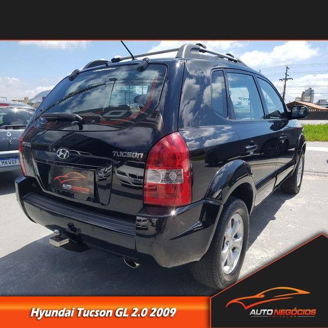 Hyundai Tucons GL 2.0 2009 - Foto 4