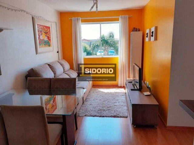 Apartamento com 2 dorms, Tanguá, Almirante Tamandaré - R$ 173 mil, Cod: F20113 - Foto 12