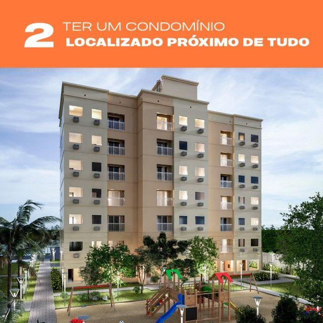 Novo Alegro Montenegro - Apartamento inteligente na Augusto Montenegro - Foto 9