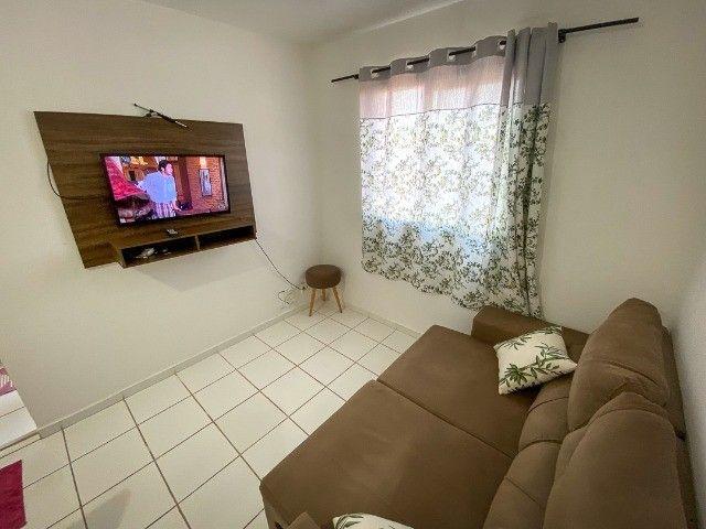 Locação Por Temporada) Apartamento mobiliado - Foto 10
