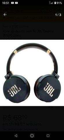 Fone bluetooth JBL - Foto 2