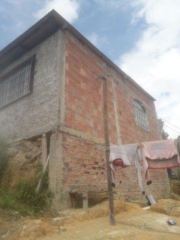 Vendo casa em Construção no Bairro João Paulo. Descendo o supermercado Paraná  - Foto 2