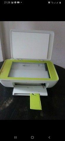 Impressora HP 2136 CARTUCHOS DUPLOS