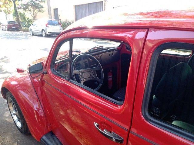 Fusca 1600 carburação dupla nova - Foto 3