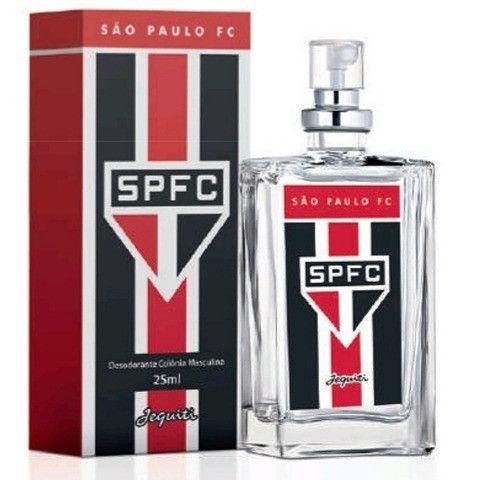 Perfume Masculino Serie Futebol 25ml Escolha Seu Time - Foto 4