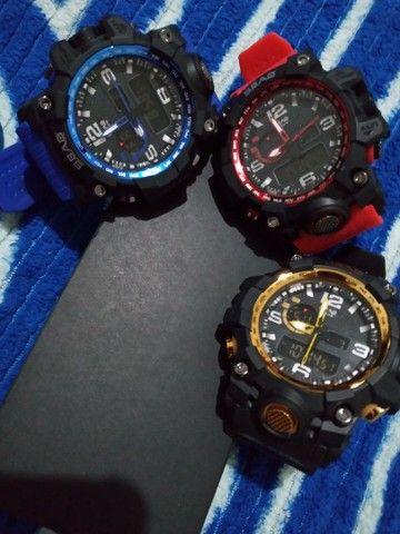 Promoção relógios de luxo e esportivos! - Foto 4
