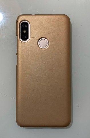 Xiaomi mi a2 Lite 32g Dourado - Foto 4