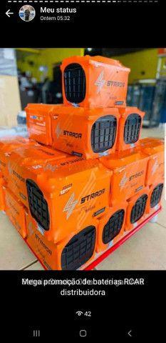 Bateria 60 amps a base de troca diversas marcas