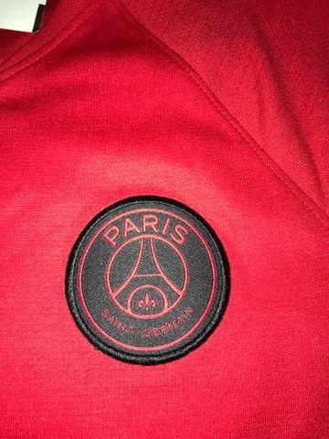 Camisa PSG (VERMELHA) - Foto 4