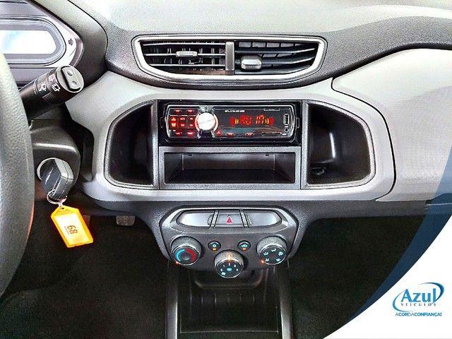 Chevrolet Onix 1.0 MPFI LS 8V FLEX 4P MANUAL - Foto 3