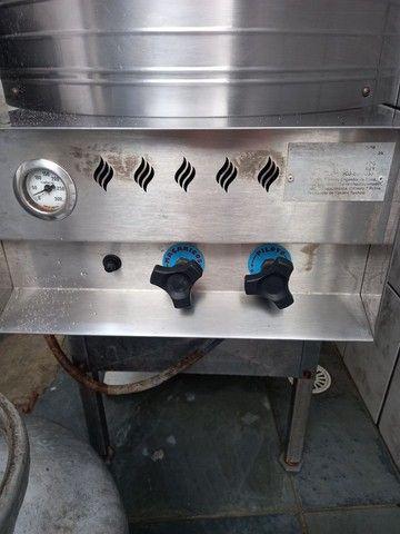 Fritadeira industrial  - Foto 4
