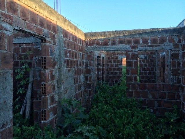 Terreno com casa em construção em ponto de laje  - Foto 9