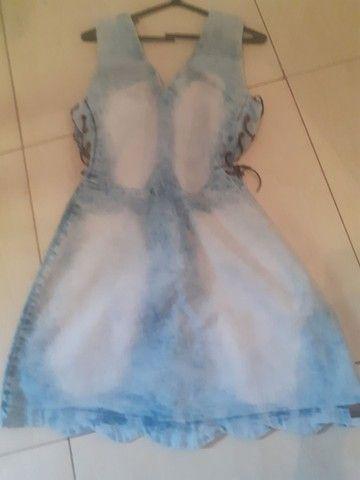 Vestido  usado  duas vezes n42