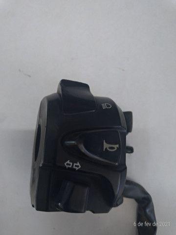 Chave de seta da Honda Titan ou Bros original ! - Foto 2