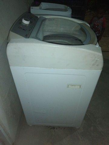 Máquina de lavar ative Brastemp 9kg 350$ - Foto 4