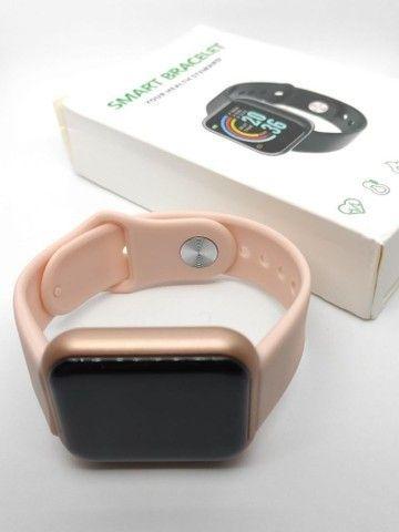 Relógio smartwatch y68 - Foto 4