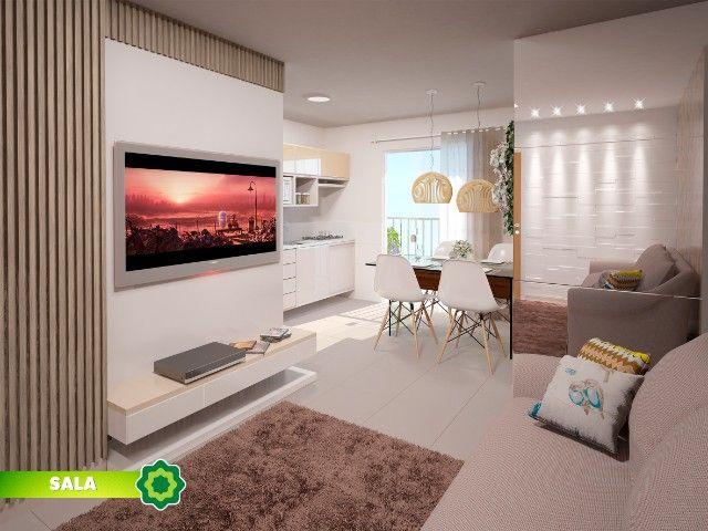Apartamento 2 Quartos na região do Eldorado, Pronto pra Morar, Entrada Facilitada - Foto 17