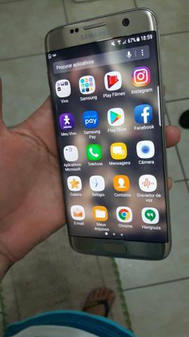 S7 edge android 7.0 32 Gb