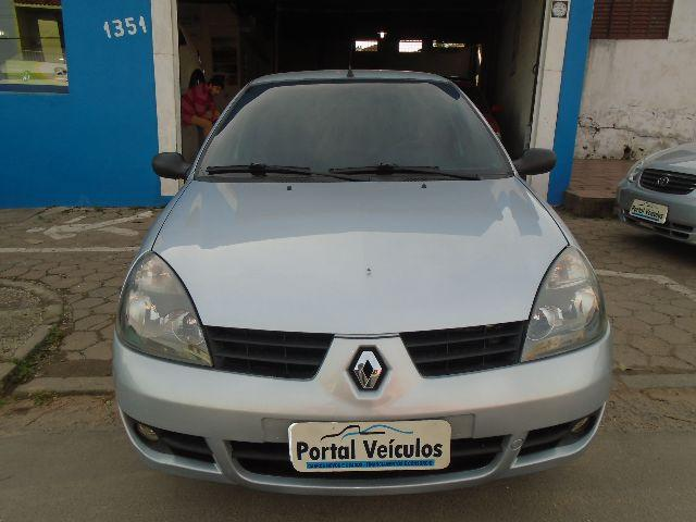 Renault Clio Sedan Privilege 1.6 2007