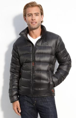 Jaqueta North Face modelo La Paz - Asphalt Grey