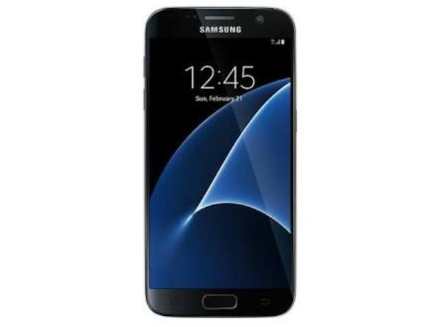 Samsung Galaxy S7 Preto 32GB