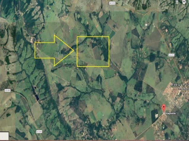 Chácara Aragoiânia, 14,65 alqueires, (71,71 hectares), - Foto 6