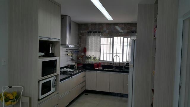Casa sobrado 5 quartos suítes piscina churrasqueira rua 6 Vicente pires - Foto 11