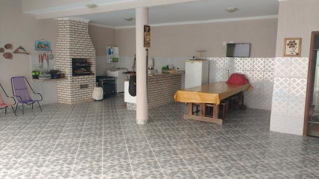 Samuel Pereira oferece: Casa Moderna Jardim Europa II 3 Suites Churrasqueira Piscina - Foto 15