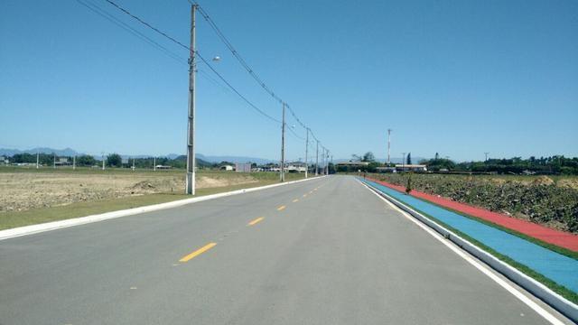 Terrenos industriais em Araquari parcelado direto com a loteadora - Foto 5