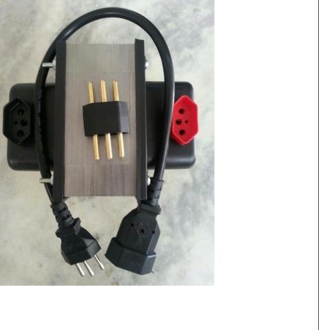 De Volta Com Promoção De Verão! Transformador 5000va P/ Geladeira Lavadora Secadora - Foto 2