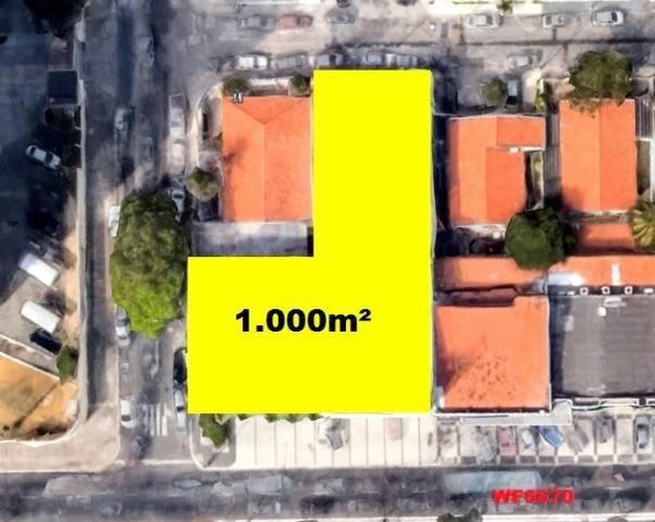 PT0017 Prédio comercial na Aldeota, 1.600m², vagas rotativas, prédio com 2 andares - Foto 11